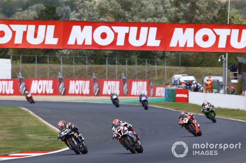 Loris Baz, Ten Kate Racing, Tom Sykes, BMW Motorrad WorldSBK Team