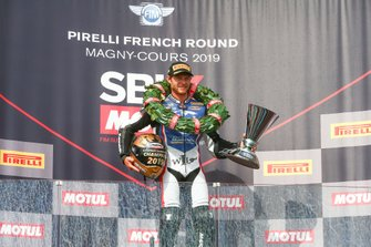 Kyle Smith, Team Pedercini, FIM Europe Supersport Cup champion