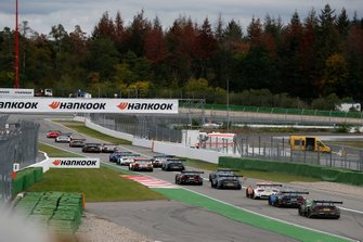 Renn-Action in Hockenheim