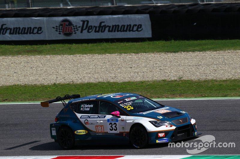 Cosimo Barberini, Carlotta Fedeli, Scuderia del Girasole by Cupra Racing, Cupra TCR