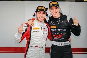 Pole sitter #88 Akka ASP Team Mercedes-AMG GT3: Vincent Abril, Raffaele Marciello