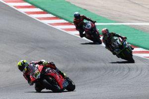 Alvaro Bautista, Aruba.it Racing-Ducati Team, Jonathan Rea, Kawasaki Racing Team, Toprak Razgatlioglu, Turkish Puccetti Racing