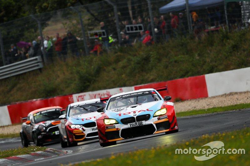 #36 Walkenhorst Motorsport BMW M6 GT3: Henry Walkenhorst, Andreas Ziegler, Anders Buchardt