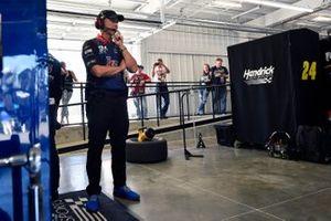 Chad Knaus and William Byron, Hendrick Motorsports, Chevrolet Camaro Liberty University