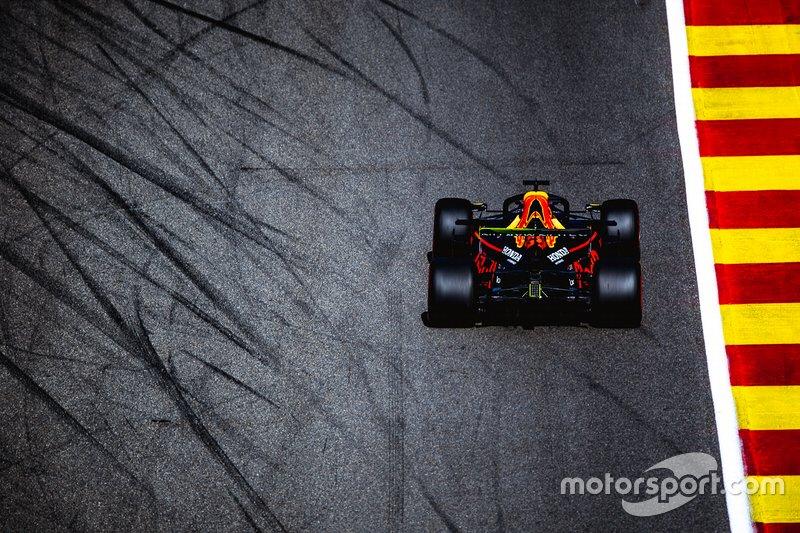 Max Verstappen - 4 puntos de penalización