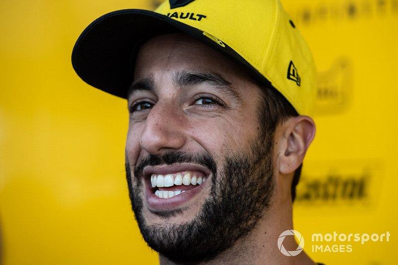 Daniel Ricciardo (2019)