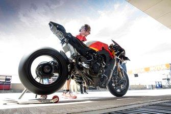 Alvaro Bautista, Aruba.it Racing-Ducati Team Ducati