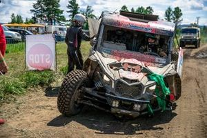 Остин Джонс и Келлон Уолш, South Racing Can-Am, Can Am Maverick X3 XRS Bombardier (CDN) (№229)