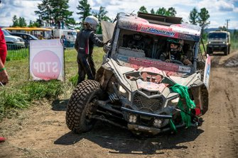 Austin Jones, Kellon Walch, South Racing Can-Am, Can Am Maverick X3 XRS Bombardier (CDN)