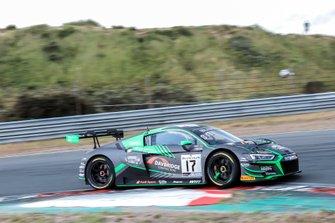 #17 Belgian Audi Club Team WRT Audi R8 LMS GT3: