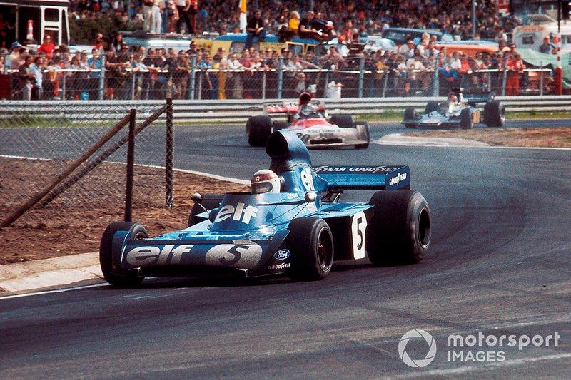 1973 Jackie Stewart, Tyrrell