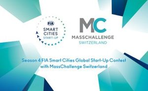 FIA Smart Cities Start-up Contest Masschallenge Switzerland