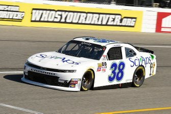 Hermie Sadler III, RSS Racing, Chevrolet Camaro Virgina Lottery