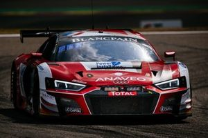 #26 Sainteloc Racing Audi R8 LMS GT3 2019: Pierre Yves Pâque, Michael Blanchemain, Simon Gachet, Steven Palette