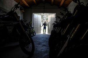 Valentino Rossi, Yamaha Factory Racing at the Ranch
