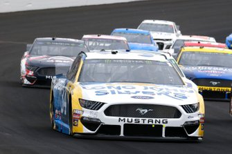 Michael McDowell, Front Row Motorsports, Ford Mustang Long John Silver's