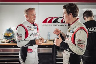Russell Ingall and Aaron Cameron