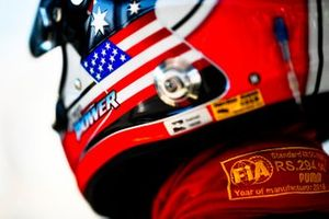 Helm: Will Power, Team Penske Chevrolet