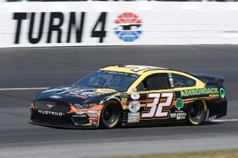 Corey LaJoie, Go FAS Racing, Ford Mustang Weirs Motor Sales / Adirondack Tree Surgeons