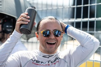 Felipe Massa, Venturi Formula E on the grid