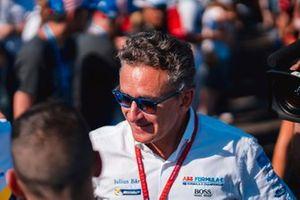 Alejandro Agag, PDG, Formula E