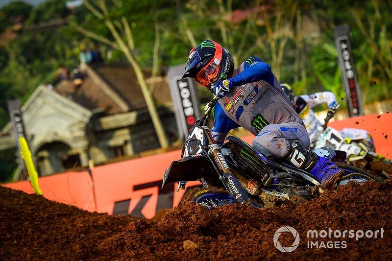 Arnaud Tonus, Yamaha
