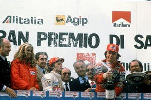 Ganador Didier Pironi, Ferrari