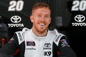 Jack Hawksworth, Joe Gibbs Racing, Toyota Supra iK9