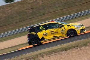 Sandro Soubek, Renault Clio IV Cup