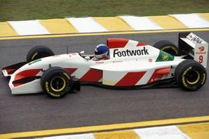 Derek Warwick, Footwork FA13B