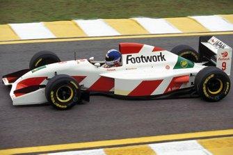Derek Warwick, Footwork FA13B Mugen-Honda