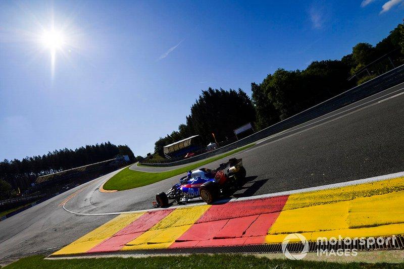 Данилл Квят, Toro Rosso STR14