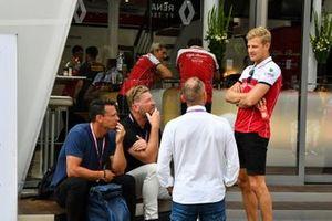 Marcus Ericsson, pilota di riserva, Alfa Romeo Racing