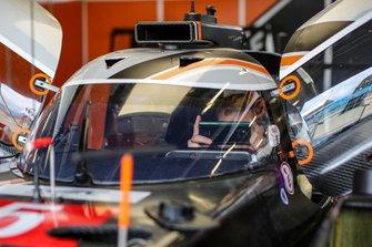 #5 Team LNT - Ginetta G60-LT-P1 - AER: Ben Hanley, Egor Orudzhev, Charlie Robertson