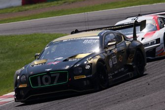 #107 Bentley Team M-Sport