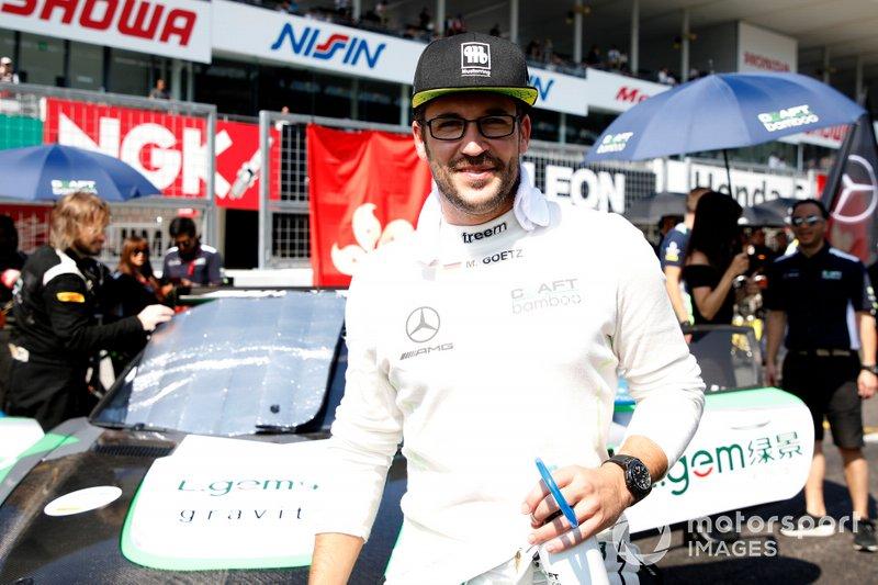 #77 Mercedes-AMG Team Craft-Bamboo Racing Mercedes-AMG GT3: Maximilian Götz