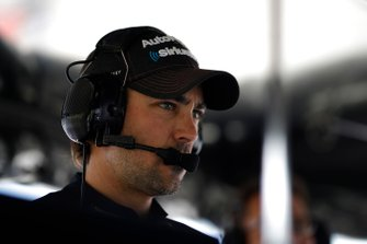 Un ingénieur de Jack Harvey, Meyer Shank Racing with Arrow SPM