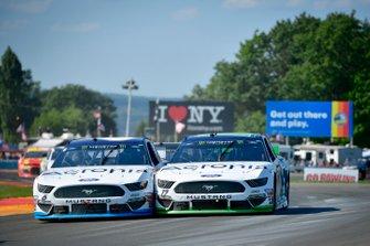 Ryan Newman, Roush Fenway Racing, Ford Mustang Acronis, Ricky Stenhouse Jr., Roush Fenway Racing, Ford Mustang Acronis