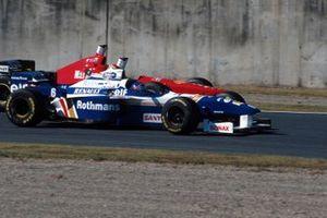Jacques Villeneuve, Williams