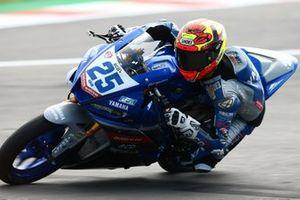 Andy Verdoia, Yamaha