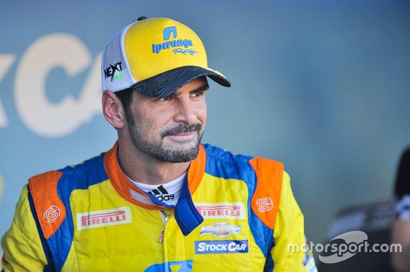#21 - Thiago Camilo - Ipiranga Racing (Corolla)