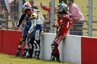 Leandro Mercado, Orelac Racing Team, Alessandro Del Bianco, Althea Racing, Althea Racing, Ryuichi Kiyonari, Honda WSBK Team