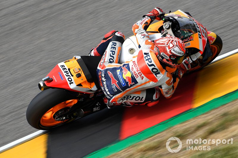 #93 Marc Márquez, Repsol Honda Team, confirmado para 2020