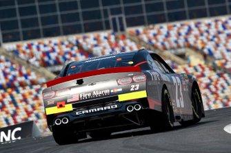 John Hunter Nemechek, GMS Racing, Chevrolet Camaro Fire Alarm Services, Inc.