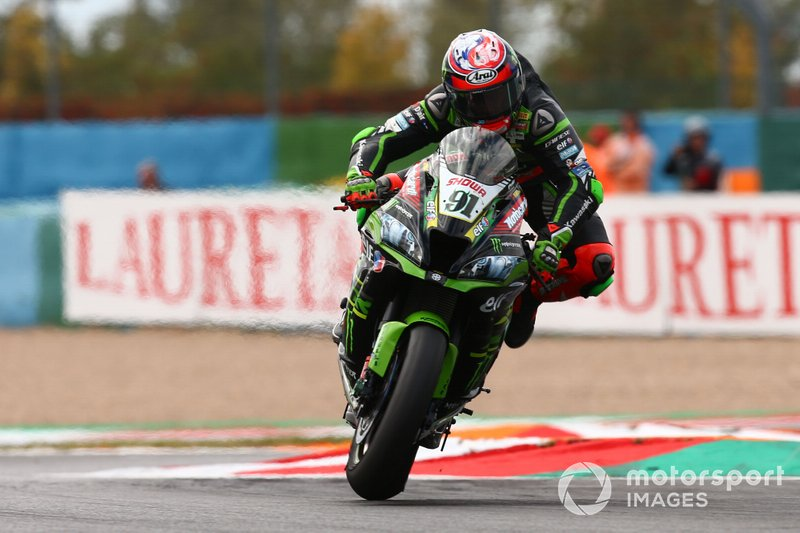 Incidente di Leon Haslam, Kawasaki Racing Team