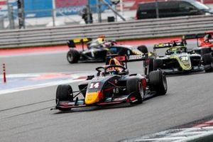 Yuki Tsunoda, Jenzer Motorsport and Logan Sargeant, Carlin Buzz Racing