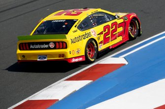 Joey Logano, Team Penske, Ford Mustang Shell Pennzoil/Autotrader