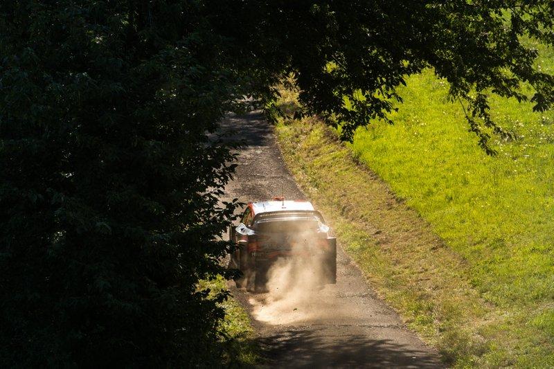 Dani Sordo, Carlos del Barrio, Hyundai Motorsport Hyundai i20 Coupe WRC