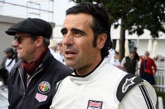Kinrara Trophy Dario Franchitti Ferrari
