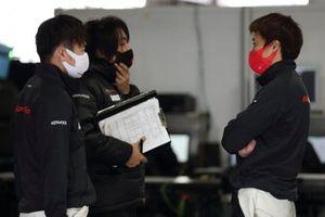 Takuya Izawa, Hiroki Otsu, #64 Modulo NSX-GT